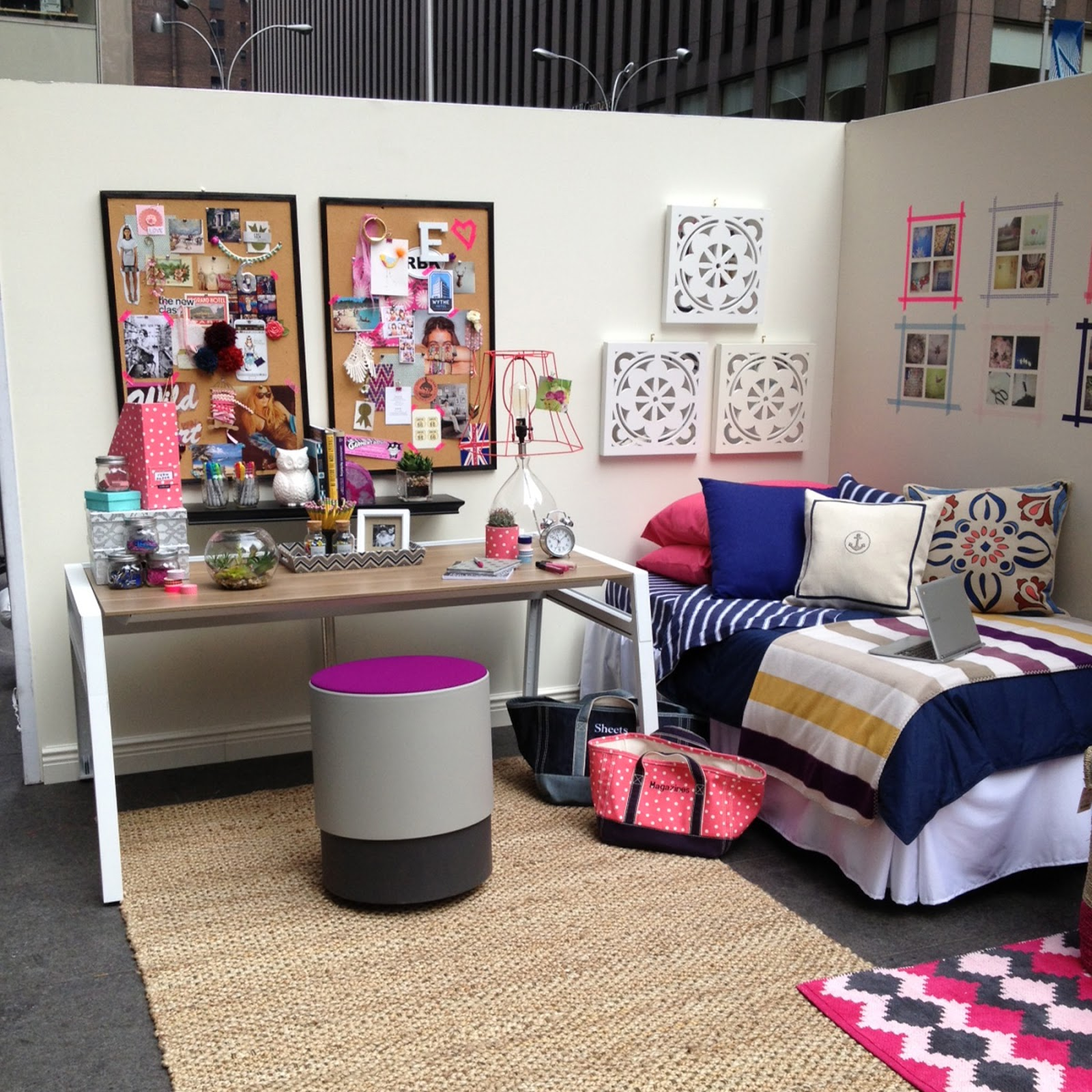 Cute Dorm Rooms: 7 Examples, Many Possibilities